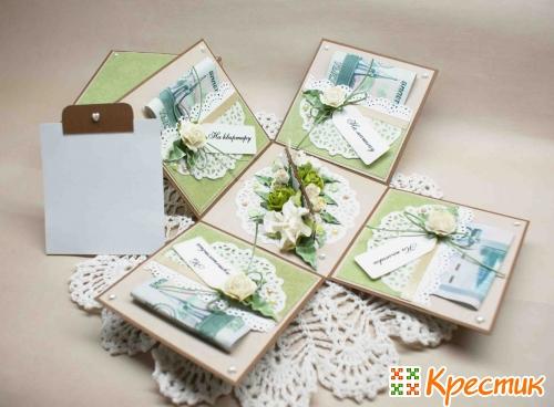 Идеи подарок на свадьбу своими руками