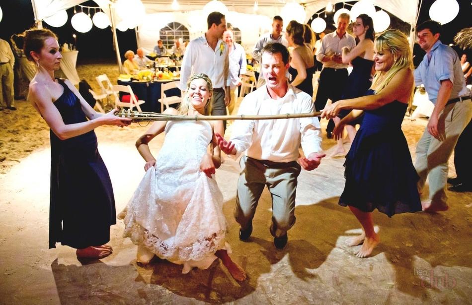 Интересные конкурсы на маленькую свадьбу