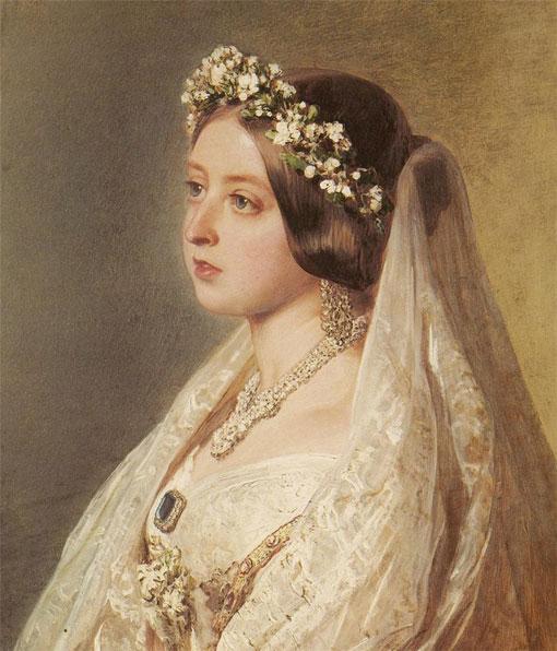 невеса королева Виктория