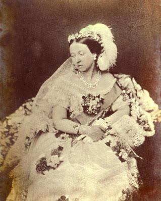 Свадьба королевы Виктории и принца Альберта