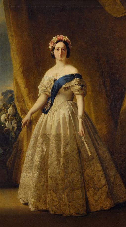 невеста королева Великобритании Виктория