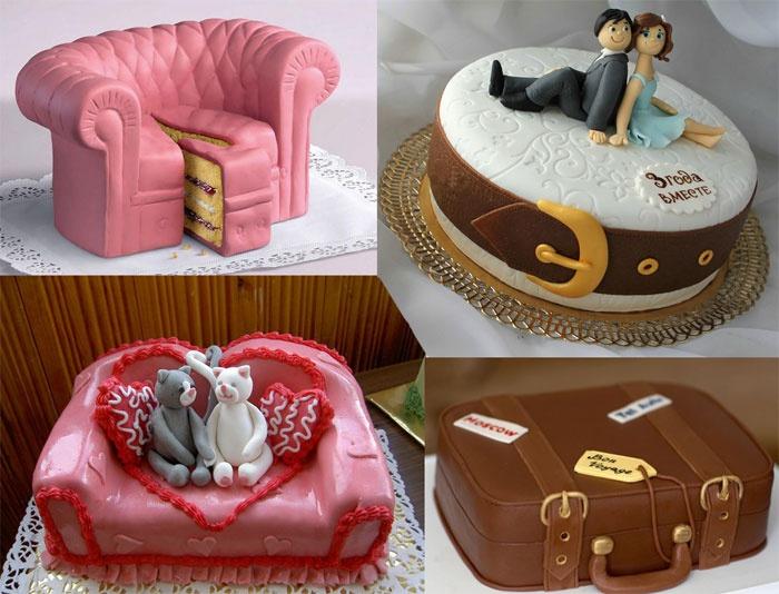торт на годовщину свадьбы картинки
