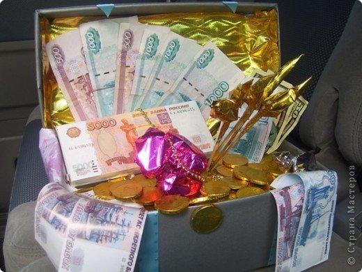 Идеи для подарка денег на свадьбу своими руками