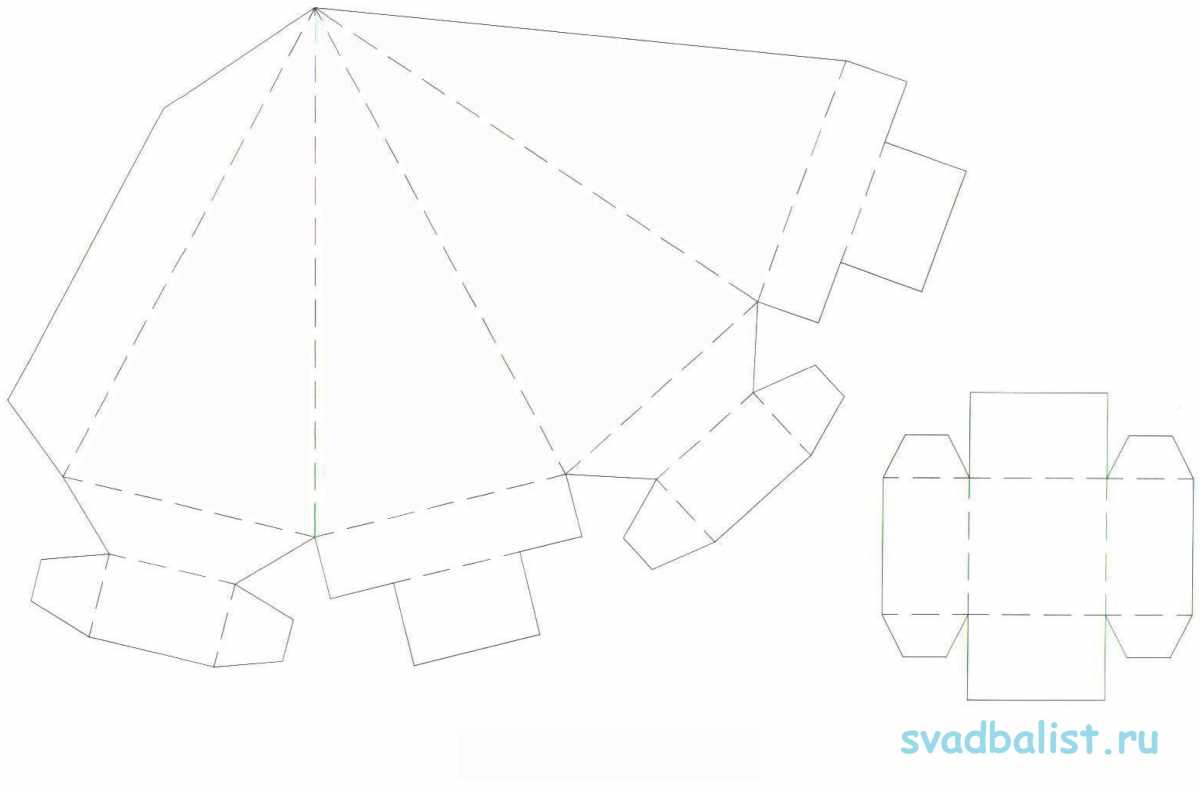 Своими руками треугольные коробочки