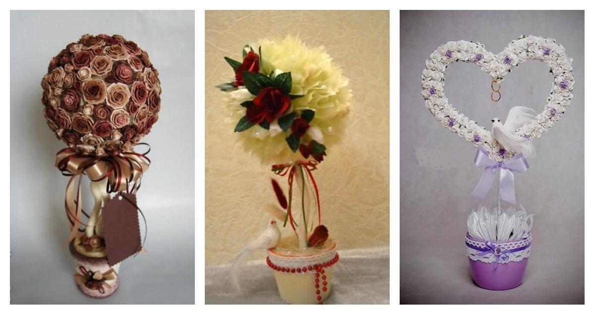 Как сделать цветы своими руками. Из:бумаги, лент, ткани